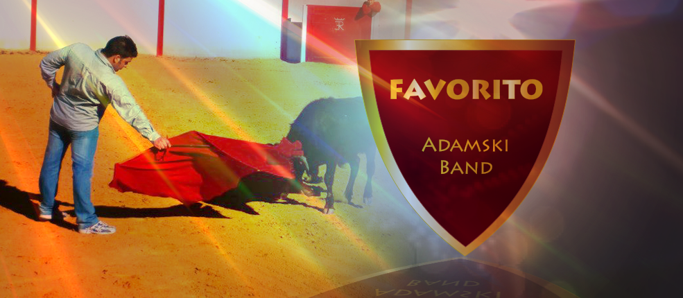 FAVORITO ADAMSKI BAND – MUSICA ITALIANA