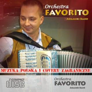 Muzyka polska i covery zagraniczne
